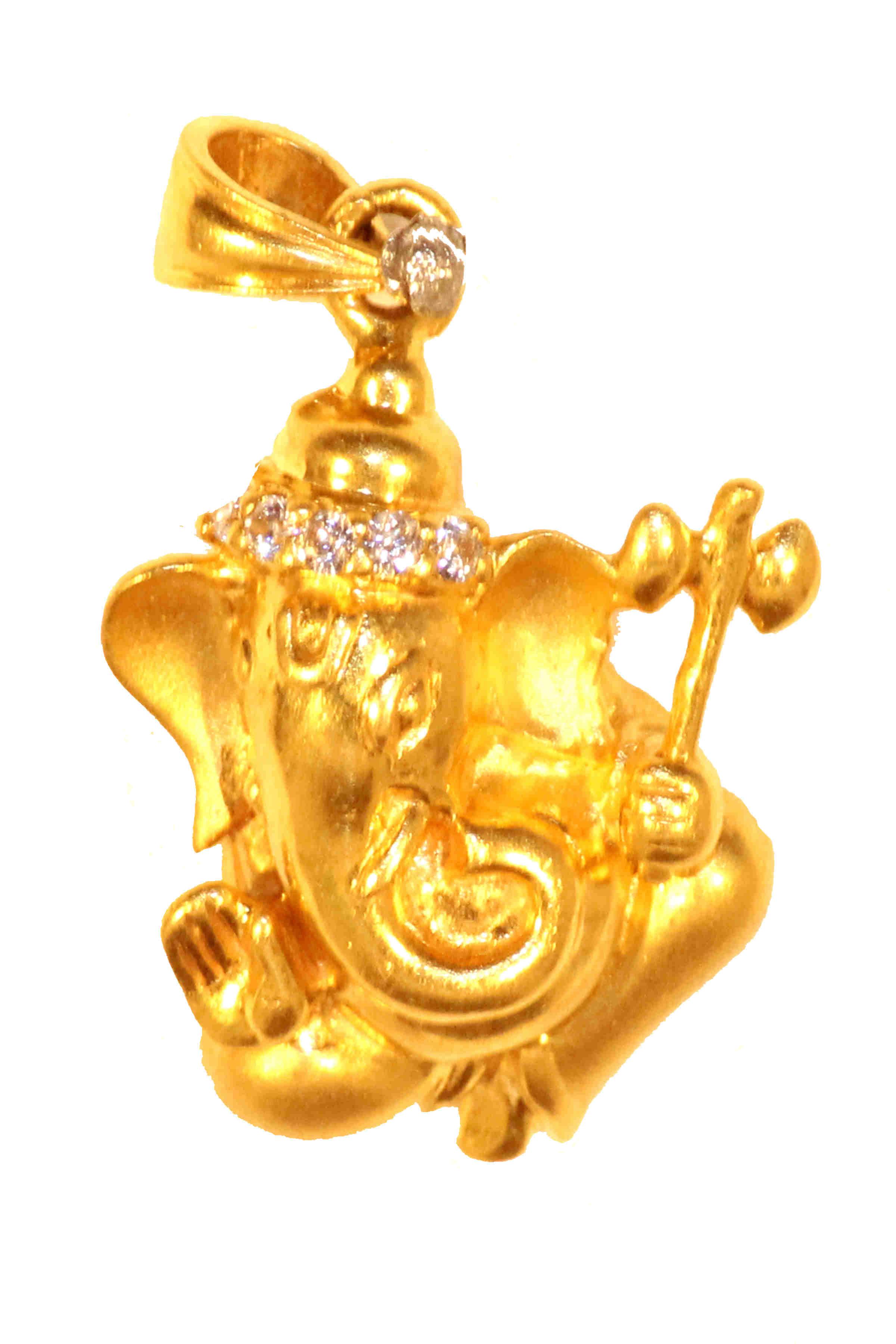 Ganesh God Pendant