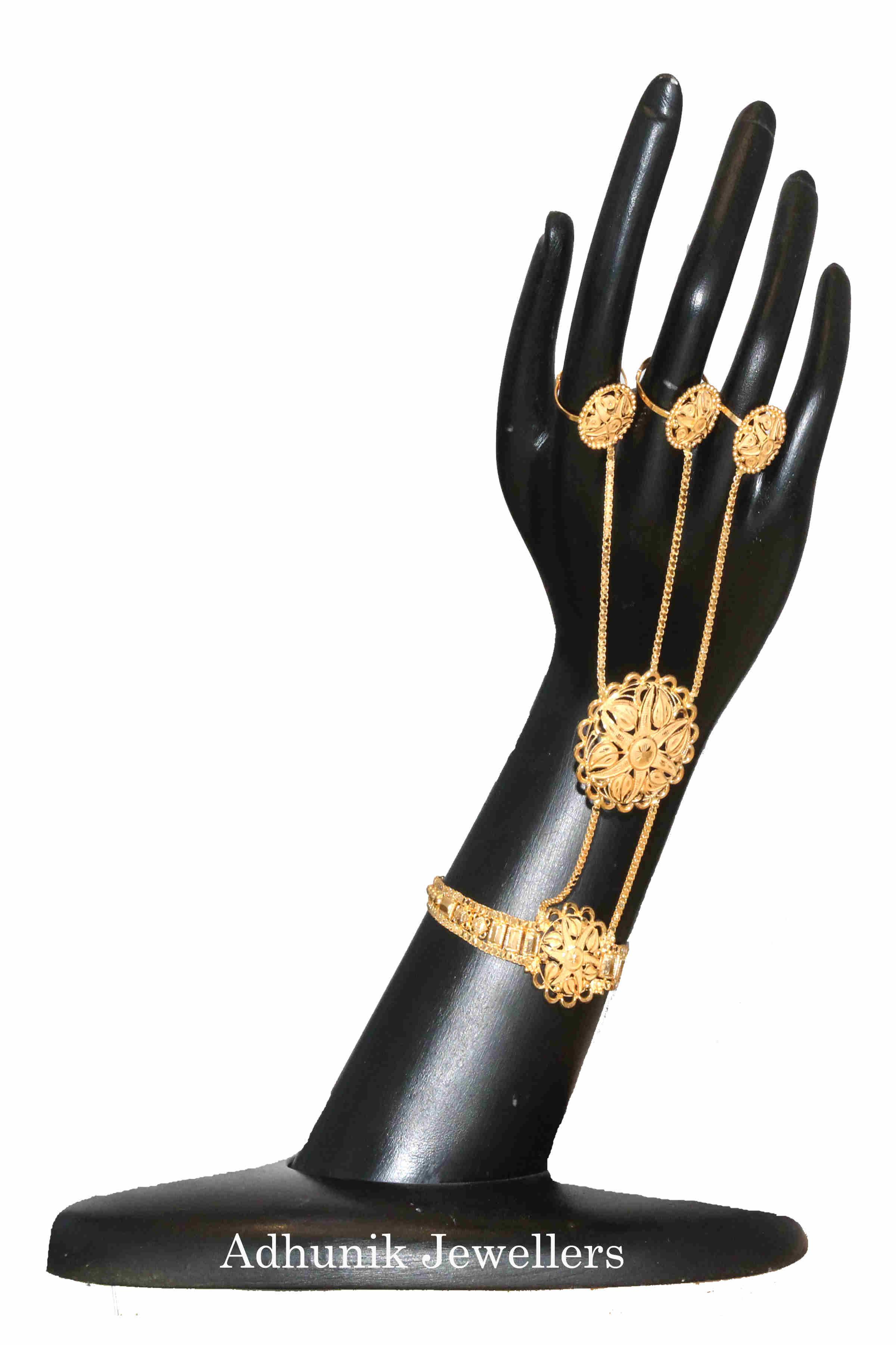Hand Lotus